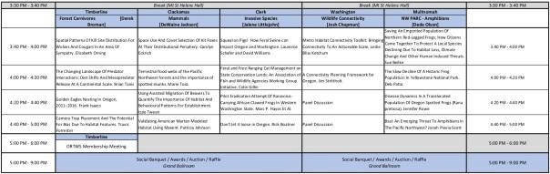 2018.Annual.Meeting.ScheduleWedPM2 copy